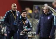 차두리, A대표팀 전력분석관 사퇴