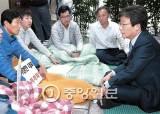 친박 박명재 사무총장 사퇴…이정현은 버티기