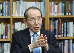 [김희상 전 국방보좌관 인터뷰] '북한 잠수함' 미국도 일본에게 물어봐