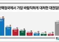 '사이다 이재명' 탄핵 정국에 가장 잘 대처…긴급여론조사 선두