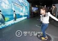 [사진] 황제 펭귄과 함께 신나는 춤을