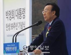 """김관용 경북지사 """"보수는 의리가 있어야"""""""
