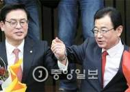 우상호·박지원, 친박 정우택과 협상 보이콧