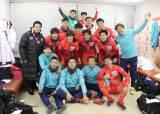 그라운드에는 한일 갈등 없다…한국축구 레전드, 일본에 쾌승