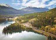 로키산맥 보며 5성급 호텔서 묵는 '럭셔리 기차여행'