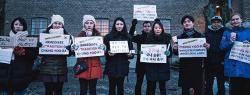 """[현장 속으로] 공항 세관원 """"한국 여자애 취재 왔죠?""""…교민보다 기자가 더 많아"""