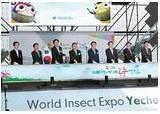 [브랜드 가치 UP] 예천세계<!HS>곤충<!HE>엑스포 열어 62만 명 이상 유치