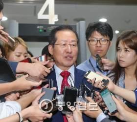 檢, '<!HS>성완종<!HE> <!HS>리스트<!HE>' 홍준표 지사에 2심서도 징역 2년 구형