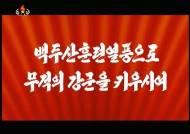 [단독] 숙청처형 김원홍,현영철 북한TV 영상에 등장