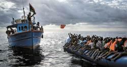 [사진] '<!HS>리비아<!HE> 어부와 <!HS>난민<!HE>' 올해의 보도사진