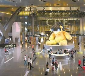 [<!HS>커버<!HE><!HS>스토리<!HE>] 정원서 극장·박물관까지…환승 공항은 즐거운 놀이터