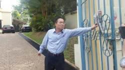 """[말레이시아 취재 후기 4편] 기세등등한 영어권 외신기자들, 북한대사관 앞에선 """"방금 뭐래요?"""""""
