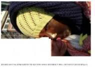 위안부 소녀상 입맞춤 사진…네티즌 분노 폭발
