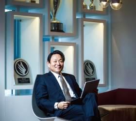 고순동 한국<!HS>마이크로소프트<!HE> 대표 '클라우드 퍼스트' 주도하는 디지털 혁명가