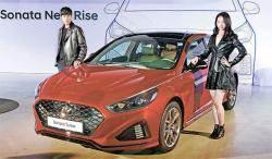 체질 바꾼 쏘나타 … 중형차 시장 '뜨거운 봄'