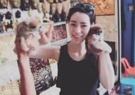 임지연, 방콕 휴가 중 찰칵 '일상이 화보'