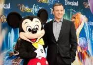 마땅한 후임자가 없어서 ... 디즈니 CEO 3번째 연임