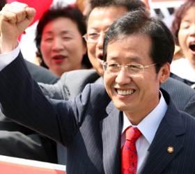 <!HS>한나라당<!HE> 대선 후보 경선 도전