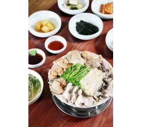 [땅이야기 맛이야기] 경남(16) 아구찜의 본고장, 마산의 맛을 만나다 '흥부식당'