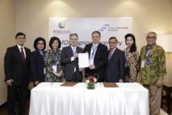 하영구 은행연 회장, 인도네시아 MOU