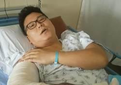 '낙성대 <!HS>묻지마<!HE> <!HS>폭행<!HE>' 막은 곽경배씨 LG 의인상