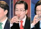 문재인·안철수 '적폐 논쟁' 충돌