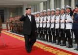 [서소문사진관]한눈에 보는 북한 열병식 전략무기들과 특수부대