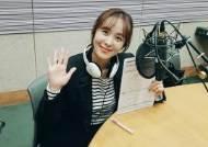 '가요광장' 박지윤 하차… 이수지, 17~20일 스페셜 DJ 출격