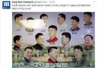 """""""평양 주민에게 허용된 15가지 헤어스타일"""""""