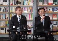 文 지지선언한 동교동계·상도동계 누구? '50년 동지이자 라이벌'