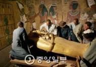 이집트 룩소르서 3500년 된 미라·유물 무더기 발견