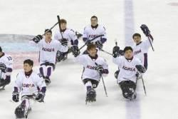 아이스슬레지하키, 강릉 세계선수권 동메달