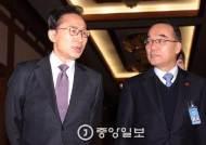 """'돼지발정제' 논란 불똥 튄 박재완 """"전혀 알지도 못했던 일"""""""