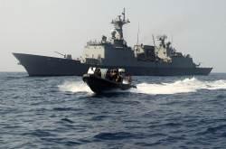 [서소문사진관]최영함,미ㆍ영ㆍ일 해군과 아덴만에서 <!HS>소말리아<!HE> <!HS>해적<!HE>소탕훈련