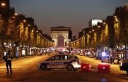프랑스 대선 사흘 앞두고 파리 도심에서 총격 테러