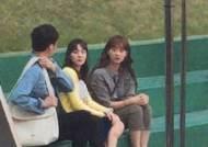 '치즈인더트랩' 오연서 촬영 직찍 보니…홍설과 '싱크로율 100%'