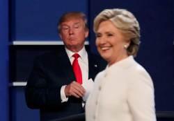 대선 패배 6개월 만에 정치 행보 재개한 힐러리 <!HS>클린턴<!HE>