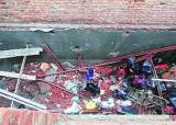 """""""이렇게 기쁜 날에…"""" 인도의 결혼식장 벽 붕괴 22명 사망·28명 부상"""