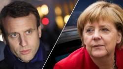 新 '메르크롱' 동맹, EU와 <!HS>유로존<!HE> 개혁 나서기로 의기 투합