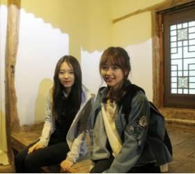 '의외의 조합' <!HS>손연재<!HE>와 김소혜가 시골집서 만난 이유