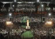 """천안문 사태 28주년, 홍콩 우산혁명 세대 """"중국 민주화까지 책임질 필요 없다"""""""