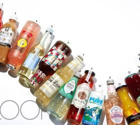 [JLOOK] 슈퍼마켓에서 맛 보는 세계 음료 16