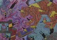 문명과 자연의 화해 … 한국화가 허진 개인전