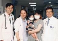 서울대병원, 국내 최초 소아 폐이식 성공