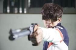 김청용, 한화회장배 전국사격대회 50m 권총 우승