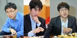 박정환·이세돌·박영훈, 몽백합배 16강