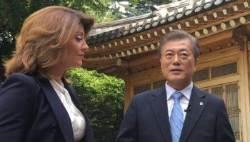 """문 대통령 """"단계적 북핵해결 전략"""" 제시, 북한도 협상장에 나오나"""