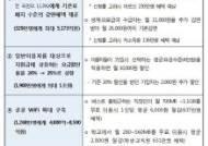 """국정위 '통신비 절감안'발표...""""6만원대 데이터무제한 요금제 4만원대로"""""""