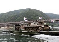 [사진] 육군, 6·25 상기 '2017년 통일훈련' 실시