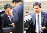 롯데 신동빈 회장, 형 신동주와 경영권 분쟁 후 첫 만남
